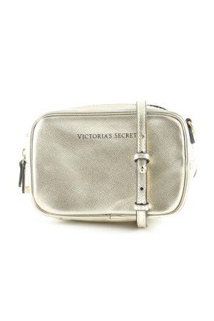 Victoria's Secret Minitasje goud elegant
