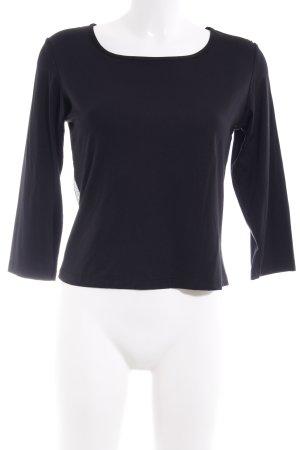 Victoria's Secret Netzshirt schwarz sportlicher Stil