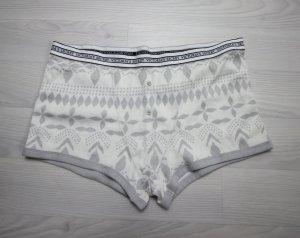 Victoria's Secret Shorts gris-negro