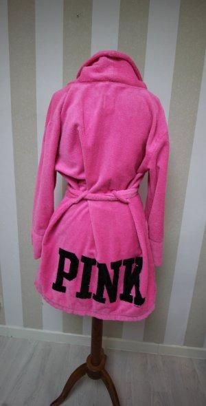 Victoria's Secret Bathrobe black-pink