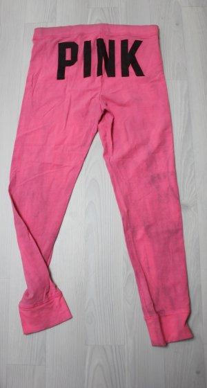 Victoria´s Secret Pink Leggings Hose Größe L