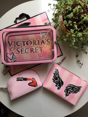 Victoria's Secret Reise Travel Trio Tasche Neu