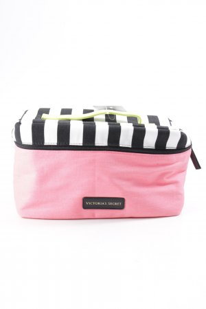 Victoria's Secret Cosmeticabox gestreept patroon minimalistische stijl