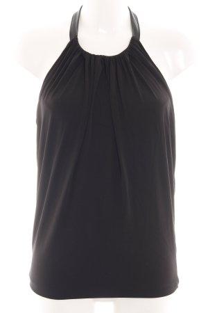 Victoria's Secret Off the shoulder top zwart casual uitstraling