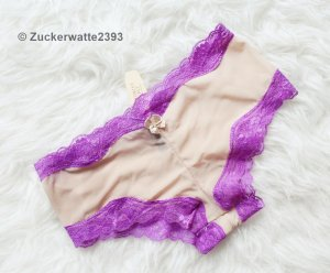 Victoria's Secret ♥ Sexy Cheeky Höschen Unterwäsche VS Lila & Nude