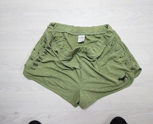 Victoria's Secret Shorts negro