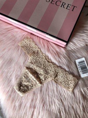 Victoria's Secret Braguita beige claro-nude