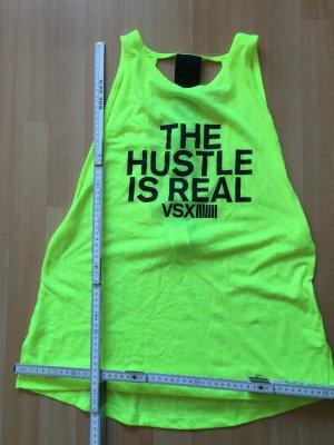 Victoria's Secret Sport Shirt - Größe M, neongelb