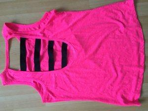 Victoria's Secret Sport Shirt / Größe M offener Rücken - pink