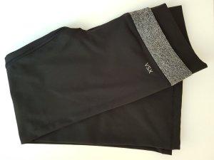 Victoria's Secret Pantalone da ginnastica nero-grigio