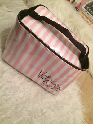 Pink Victoria's Secret Sac en toile multicolore