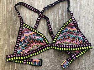 Victoria's Secret Triangle Neon Bikini