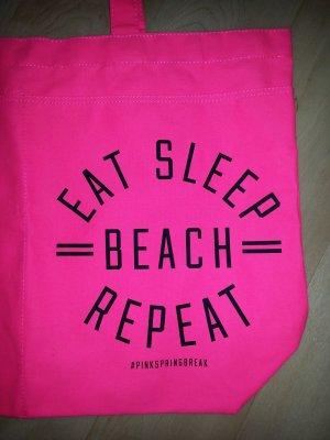 Victoria's Secret XXL Bag pink Springbreak beach