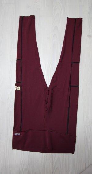 Victoria's Secret Pantalón burdeos-negro