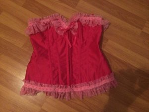 Pink Victoria's Secret Corsage magenta