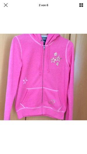 Victoria Secret Hoodie in pink Größe S