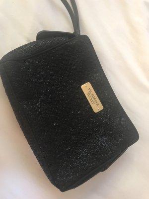 Victoria's Secret Borsa clutch nero-oro