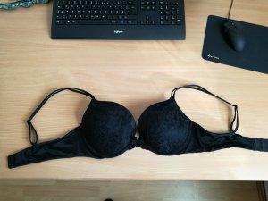 Victoria Secret Push-Up BH 36C / 80C-D schwarz