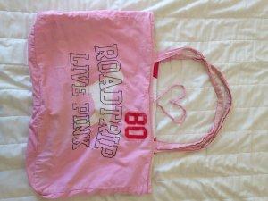 Victoria's Secret Bolso de tela multicolor Algodón