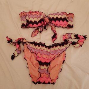 Victorias secret bikini, missoni style