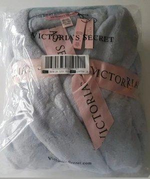 Victoria's Secret Badmantel zilver-lichtblauw
