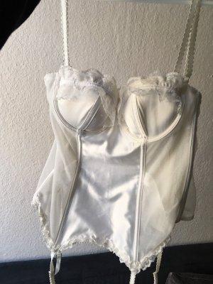 Victoria's Secret Corsage blanc