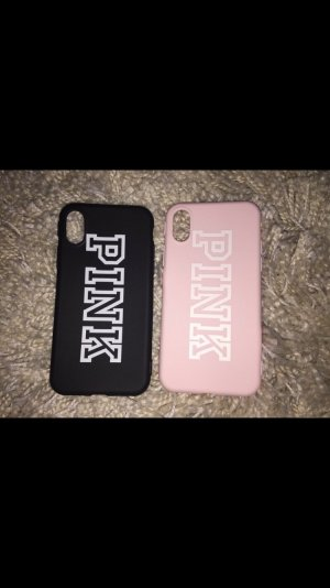 Victorias Secret Pink IPhone X Hüllen Case NEU