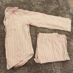 Victorias Secret Pyjama in Rosa