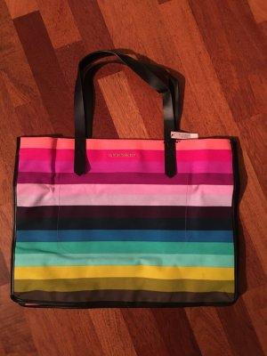 Victorias Secret Rainbow Tote Tasche Strandtasche NEU