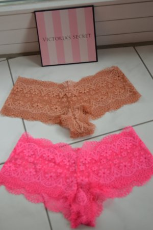 Victoria's Secret Bottom neon pink-camel