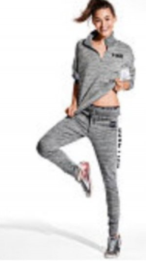 Victorias Secret VS Sport Jogging Hose in grau