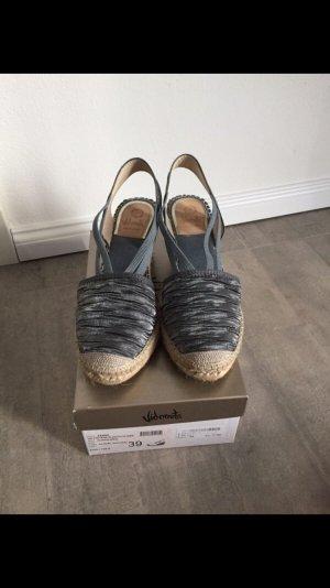 Vidoretta Keilabsatz Schuhe , Sandalen , Wedges Gr.39