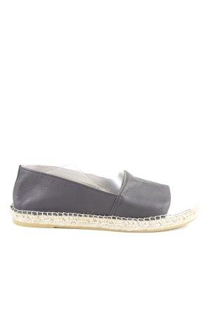 Vidorreta Espadrille Sandals black-white casual look