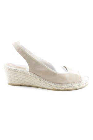 Vidorreta Wedge Sandals beige-cream casual look