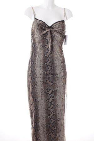 vie ta vie Maxi-jurk veelkleurig casual uitstraling