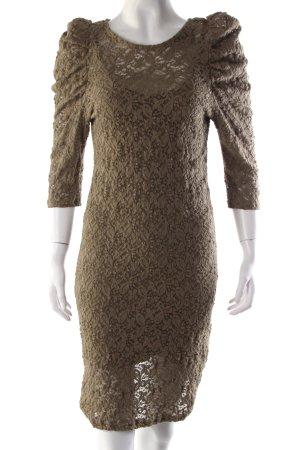 Vie Ta Vie lace dress khaki
