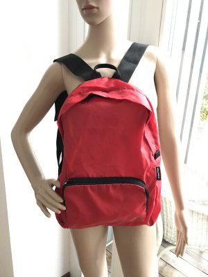 reisenthel Backpack red-black polyester