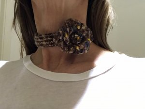 Bijoux de bras brun-brun foncé