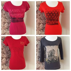 Vier S.Oliver Shirts