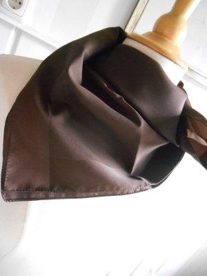 Halsdoek donkerbruin-bruin