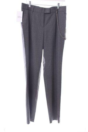 Viktor&Rolf for H&M Pantaloni di lana grigio chiaro stile classico