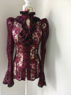 Viktorianische Bluse