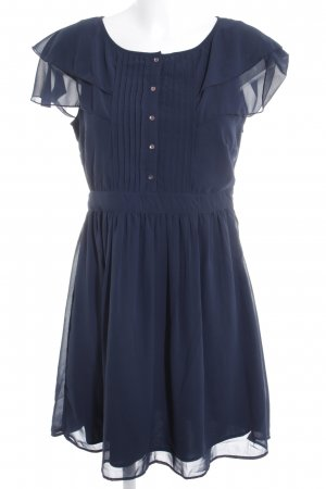 Vila A-Linien Kleid dunkelblau Elegant