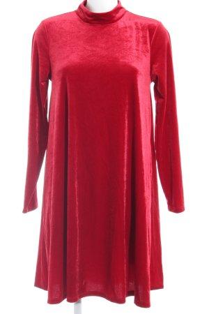 Vila A-Linien Kleid rot Party-Look