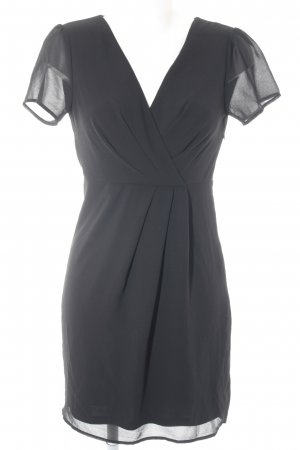 Vila A Line Dress black elegant
