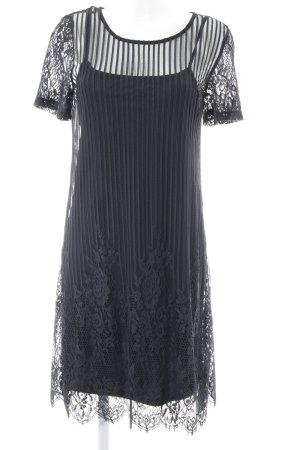 Vila Abendkleid dunkelblau Elegant