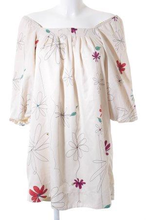 Vila Abendkleid florales Muster klassischer Stil