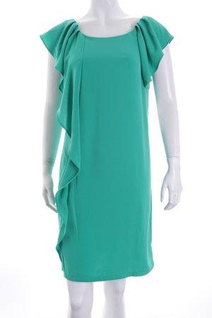 Vila Abendkleid neongrün Casual-Look