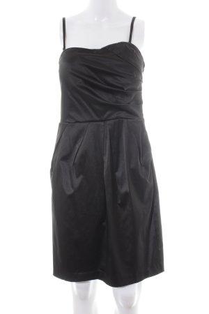 Vila Abendkleid schwarz Elegant