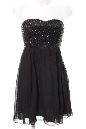 Vila Evening Dress black elegant